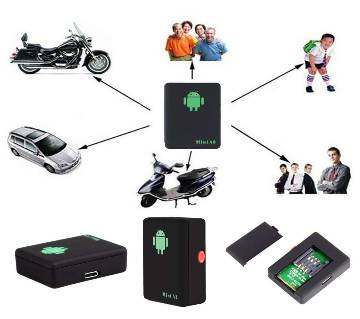 মিনি A8 GPS GSM GPRS ট্র্যাকিং ডিভাইস