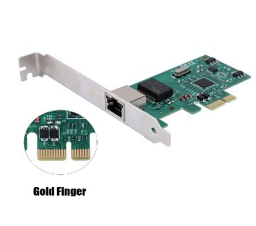 MINI PCI LAN CARD 10/100/1000 Mbps PCI-E X 1