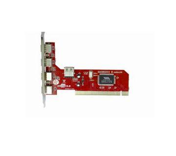 PCI LAN CARD USB 4PORT