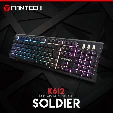 Fantech Soldier K-612 গেমিং কীবোর্ড