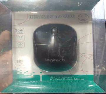 Logitech Wireless Mouse -black or silver