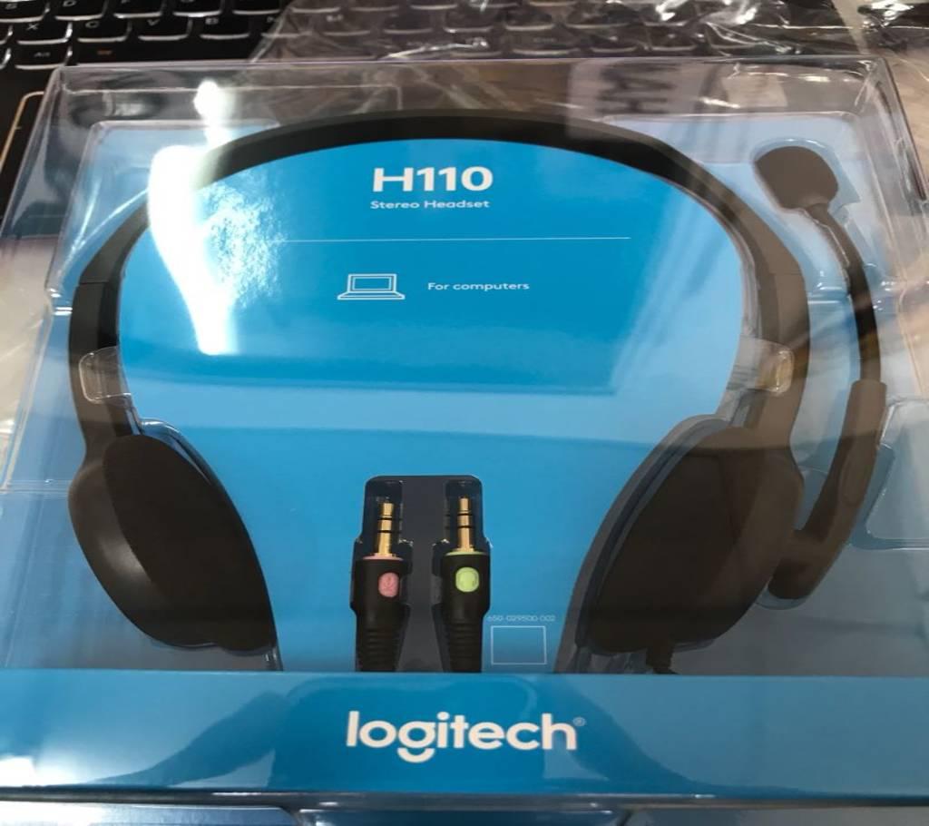 Logitech H110 স্টেরিও হেডফোন বাংলাদেশ - 788922