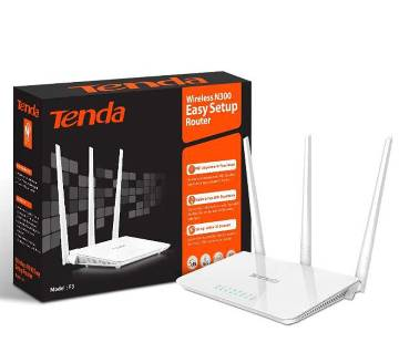 Tenda রাউটার F3