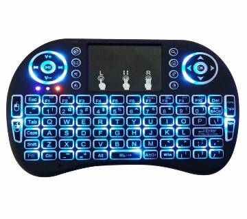 Mini Wireless Rechargeable Keyboard