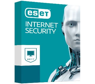 Eset Antivirus for 1 User Internet Security