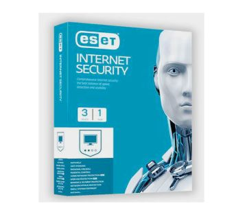 Eset Internet Security 2019 - 1 Year 3 PC