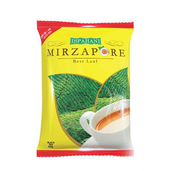 Ispahani Mirzapore Best Leaf Tea 400 gm