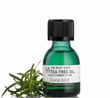 The Body Shop Tea Tree Oil (UK)