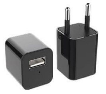 Smart Charger Spy Camera 1080P
