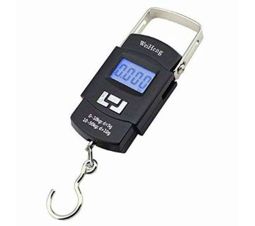 Portable Hanging Digital Luggage Scale