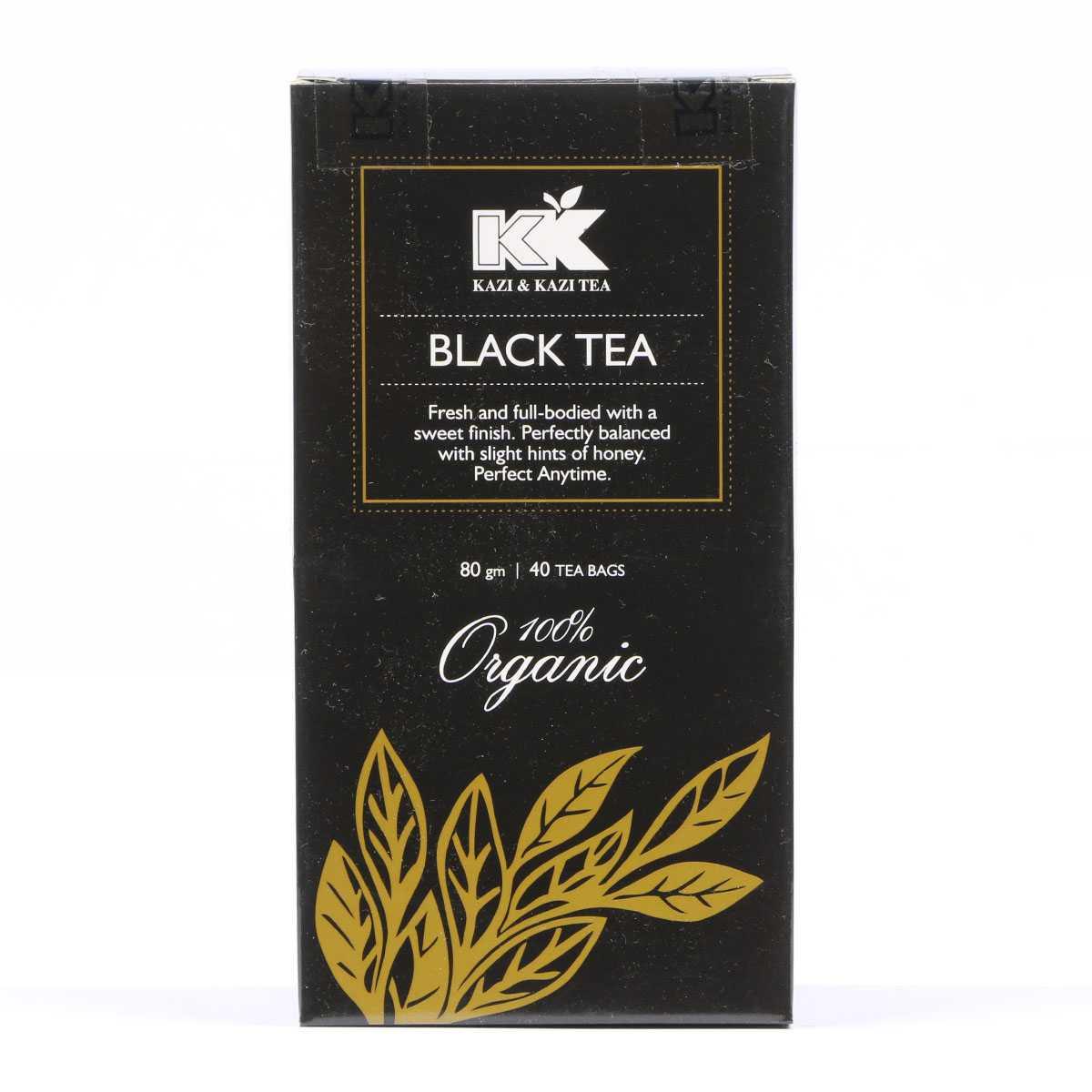 Kazi & Kazi Black Tea 80 gm