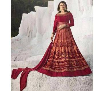 Vinay Fashion Kaseesh Supreme Party Wear Suits 8525, Red Georgette - NON1508 - C97O 3330 1A00