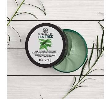 Tea Tree Skin Clearing Clay Mask 100ml UK
