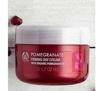 The Body Shop Pomegranate Firming Day Cream 50ml UK