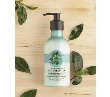 The Body Shop Fuji Green Tea Body Lotion 250ml UK
