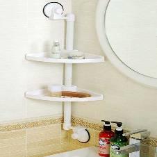 2 Layer Corner Shelf