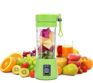 Rechargeable Juicer Mixer Cup - Green