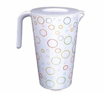 Lovely Smart Jug With Lid-Bubble-1.5ltr