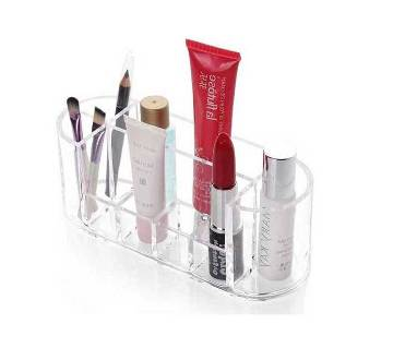 8 SECTIONS COSMETIC PLANES Organizer