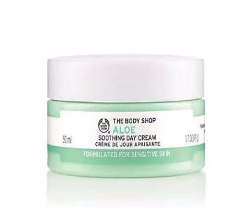 The Body Shop Aloe Soothing Night Cream 50ml UK