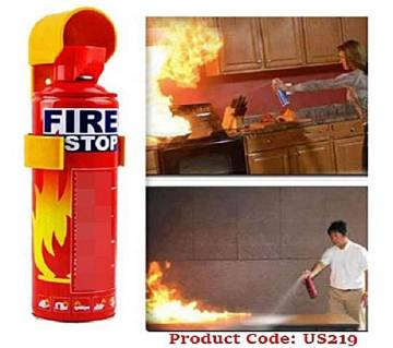 Fire Extinguisher Fire Stop Spray