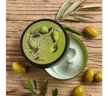 The Body Shop Olive Nourishing Body Butter 400ml UK