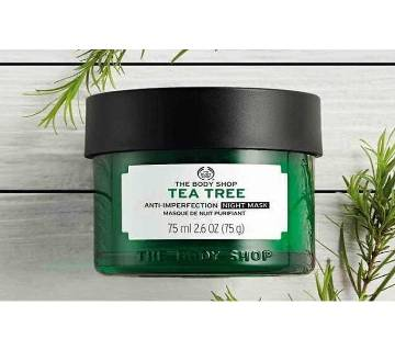 Tea Tree Anti-Imperfection Night Mask 75ml UK