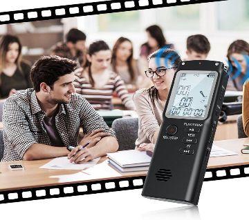 T60 USB Original 8GB Voice Recorder Professional Dictaphone Digital Audio Voice Recorder With WAV,MP3 Player