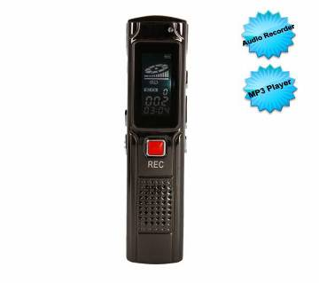 Voice recorder With Mp3 player 8GB