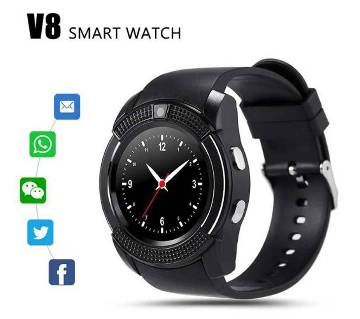 LEMFO V8 Smart Watch - SIM Supported