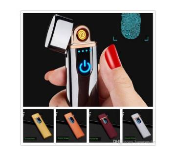 Electric Wire Rechargeable Touch Monitor Lighter