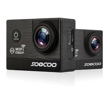 SOOCOO C20 170 Degree Wide Angle Sport Action Camera