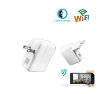 Spy Cam Wifi IP  USB Power Adapter 1080HD Hidden Lens Wirele