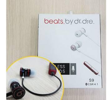 Beats S9 Bluetooth Headset