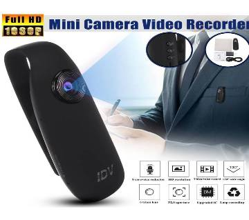 HD 1080P Mini Camcorder Dash Cam Motorcycle Bike Motion Camera