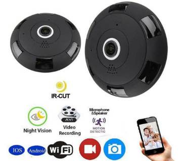 Panoramic Wifi Wireless IP Camera