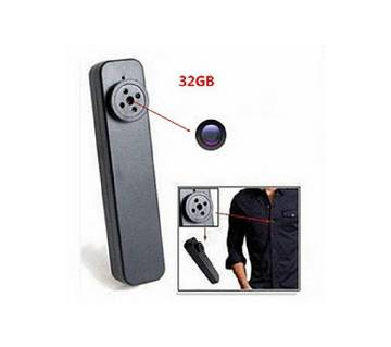 Mini Spy Button Video Camera