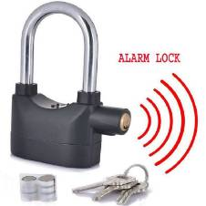 Bike and House Security Alarm Lock