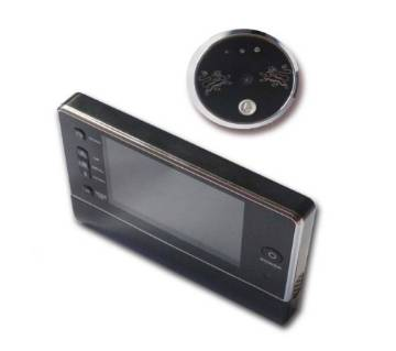 Digital Video 3.5inch 120 Auto Door Viewer with Night Vision Detection