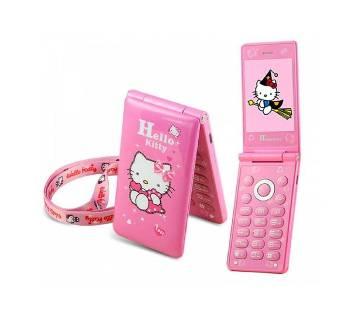 Hello Kitty D10 Dual SIM ফোল্ডেবল ফোন