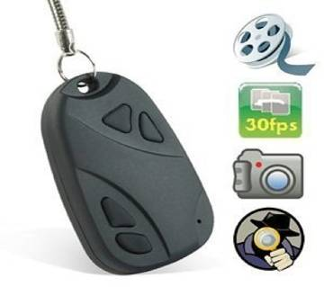 Key Ring Video Recorder