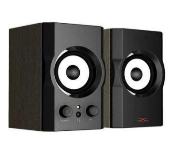 AC Powered Hi Beat Computer Speaker - Black