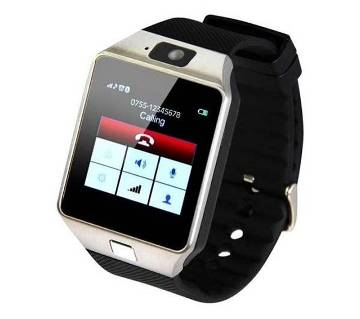 DZ10 Smart Watch Single SIM and Gear –Silver