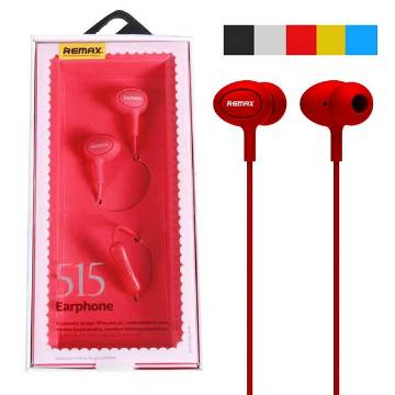 REMAX In-ear Music Earphone with Microphone RM-515