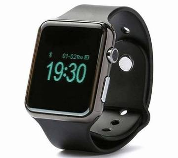 Q7S Curved Screen sim supported smart Mobile watch