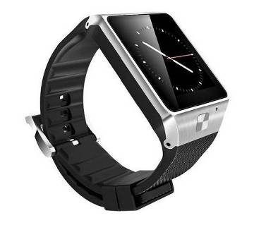 GV08S Gear 2B - Bluetooth Smart Watch - Black and