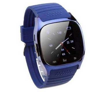 M26 Bluetooth Smart Watch Gear – Blue