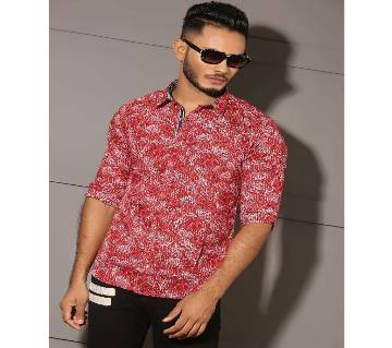 Full Sleeve Casual Shirt For Man -1004