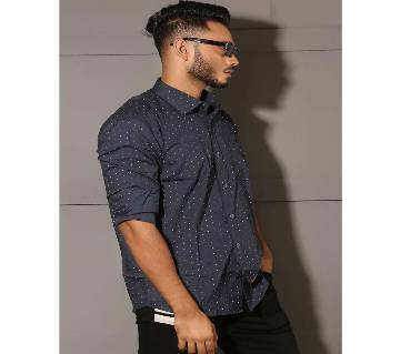Sufi Full Sleeve Casual Shirt For Man 1004