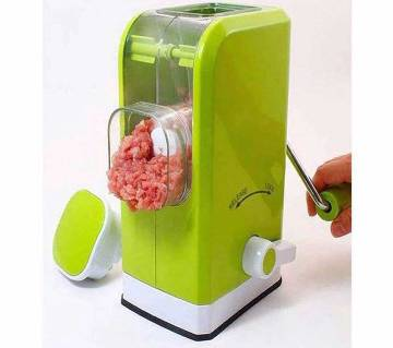 Manual Multi Functional Meat Grinder